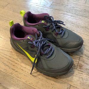 Nike train running shoes